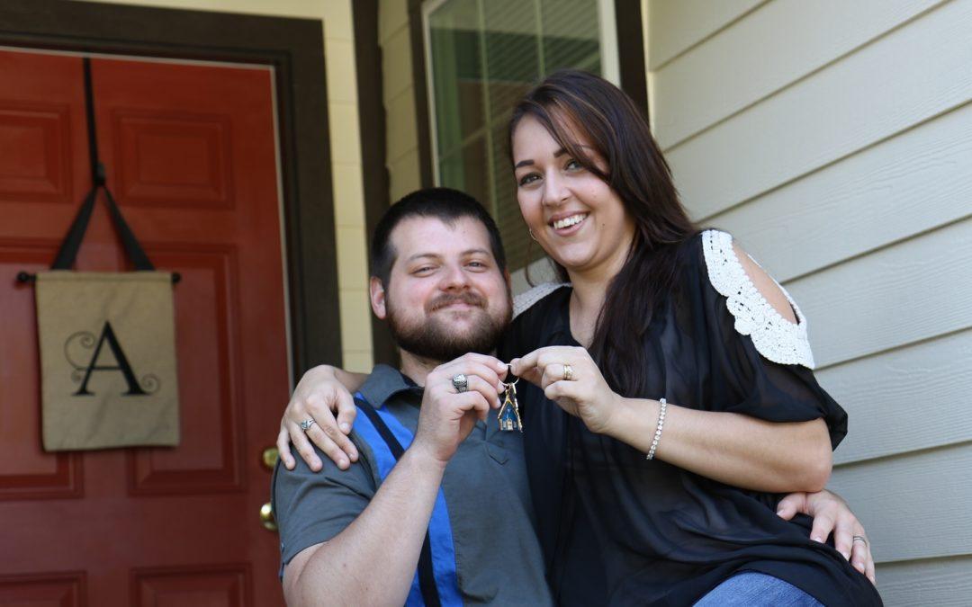 Former U.S. Marine a Habitat Homeowner