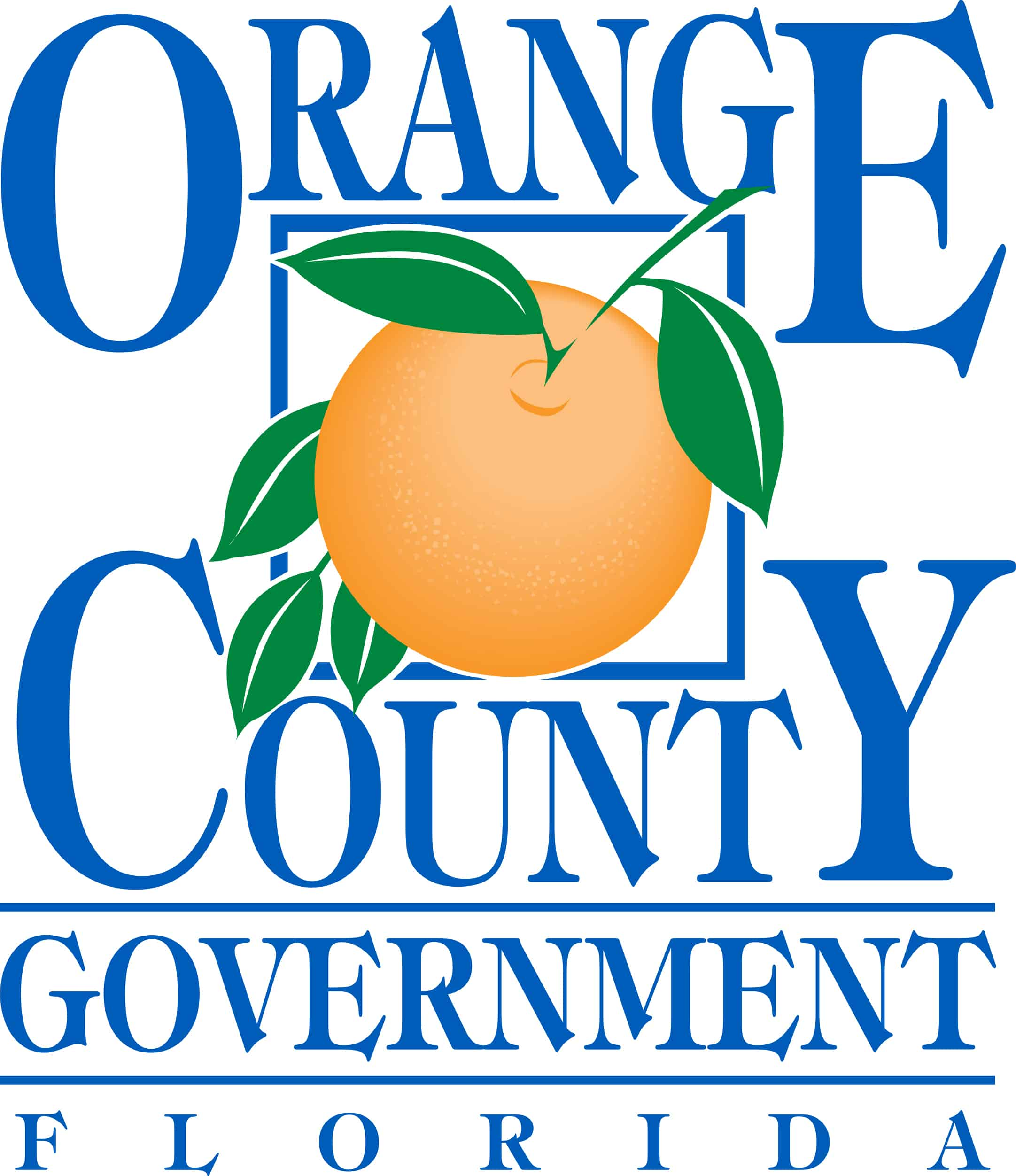 Orange County Government Florida company name