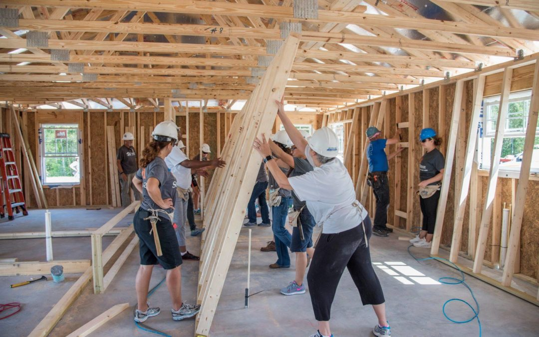 A Day in the Life of a Habitat Orlando & Osceola Volunteer