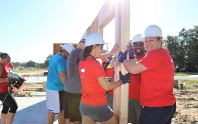 Why volunteer for Habitat Orlando and Osceola