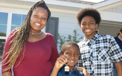 Adding homeownership to the to-do list: Patricia's Story