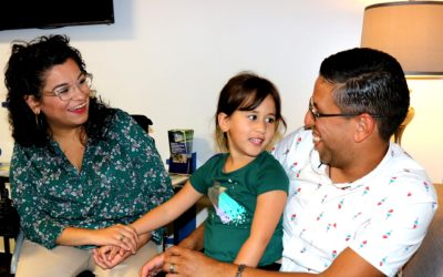 Accessing the everyday: Yosmarily and Eliezer's Story