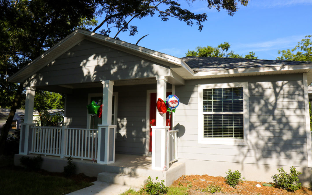 3 examples of lives changed by Habitat Orlando & Osceola's affordable homes