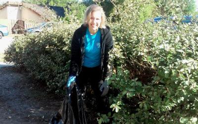 Serving God by serving others: Volunteer Spotlight on Cindy Hall