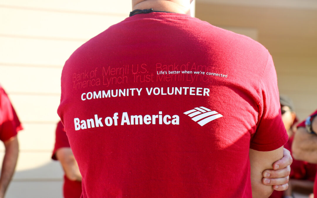 Supporter Spotlight: Bank of America addresses community needs through partnerships