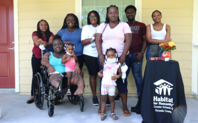 Alethia achieves stability for her family through homeownership