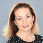 A headshot of Vierka Kleinova
