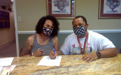 Venessa and Dominique's story: First-time homeowners working toward better for their family