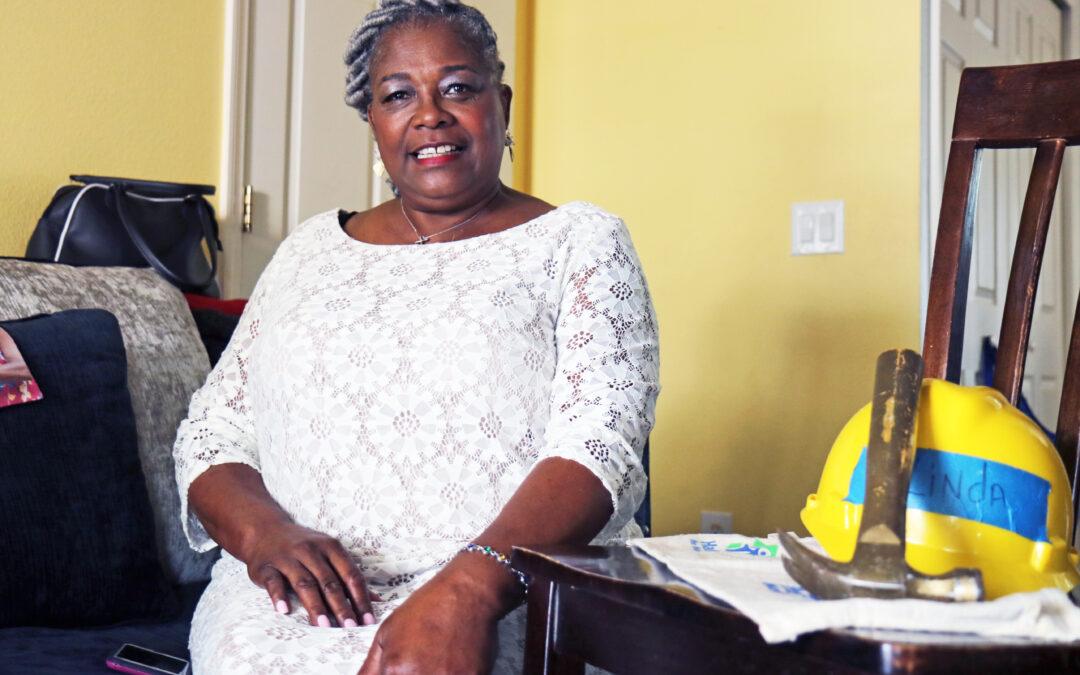 Homeownership leads to bachelor's degree, ministry for Habitat homeowner Linda