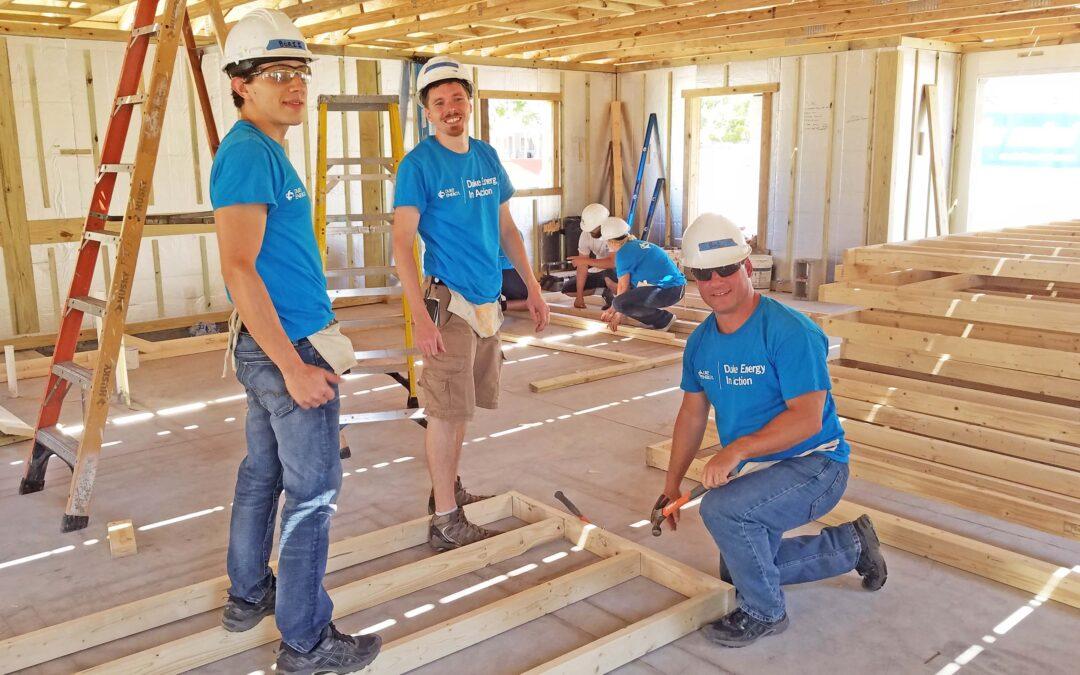 Supporter Spotlight: Duke Energy Florida creates Power Communities with Habitat Orlando & Osceola